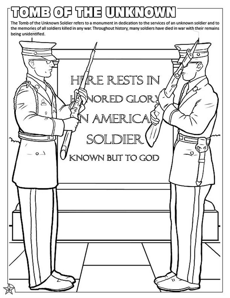 us military coloring pages | Coloring Books | United States Armed Forces - Military ...