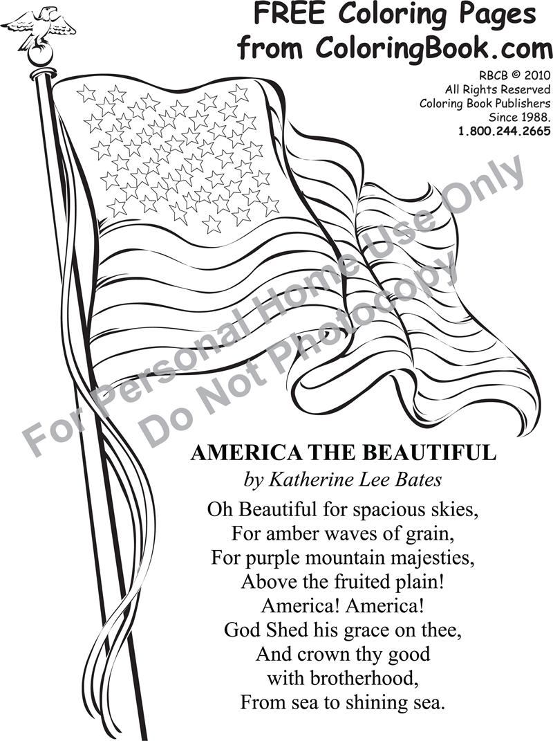 Coloring Pages Free Online Coloring PagesPatriotic