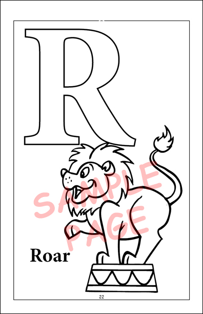 Coloring Pages Abc 123 : How to draw abc