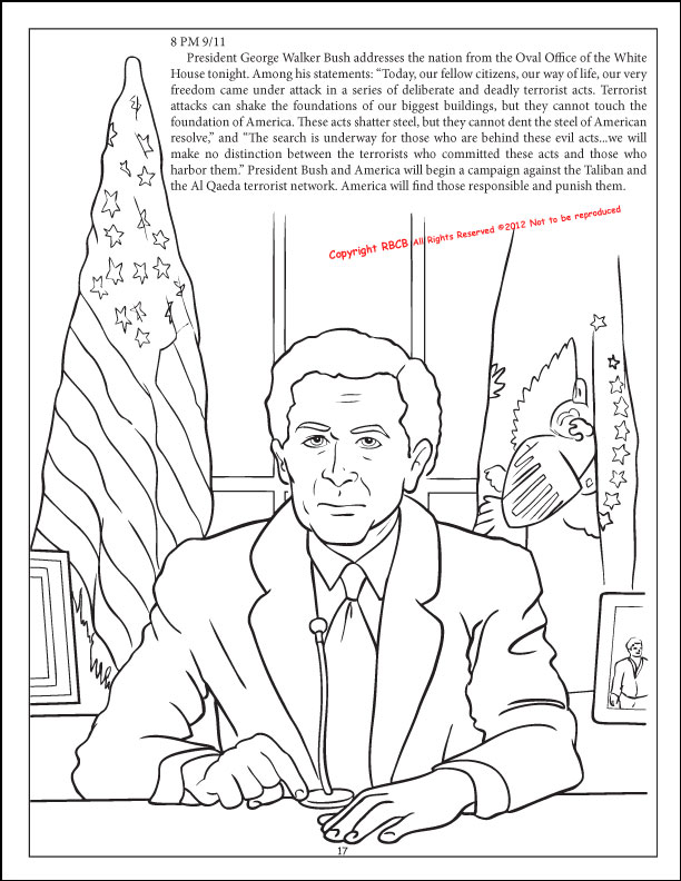 Coloring Books | We Shall Never Forget 9/11 - The Kids Book of ...