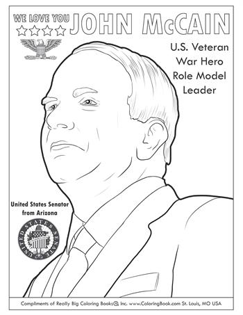 Senator John McCain - U.S. Veteran - War Hero - Role Model - Leader