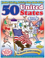 50 United States - The Greatest Nation in History