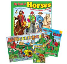 Agriculture Pre-Packaged Set of 4