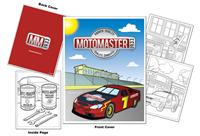 Canadian Tire-MotoMaster Colouring Book