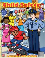 Child Safety Power Panel Coloring Book