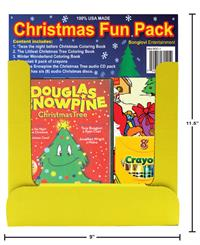 Christmas Fun Pack PDQ (6 count) - Bongiovi Entertainment