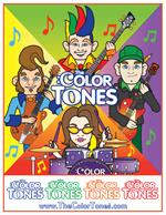 The Color Tones® Coloring Book