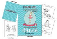 Color with Twinkletoes and the Magical Kingdom of Dance