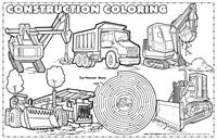 Coloring Books | Coloring Placemats