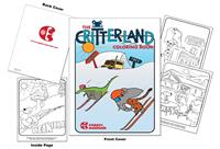 Copper Mountain Resort - The Critterland Coloring Book