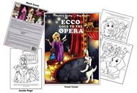 Nawty Dawg Big Heart - Ecco Goes to the Opera