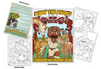 Elmwood Park Zoo - Bubby the Bison's Conservation Coloring Book