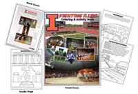 Fighting Illini Coloring Book