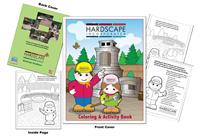 Hardscape Inc. Custom Coloring Book