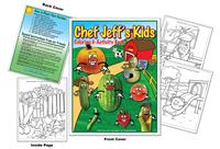 Hybels Chef Jeff's Kids Coloring Book