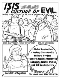 ISIS - A Culture of Evil - True to Life Graphic Comic Book pg 2