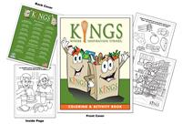 Kings Food Markets Coloring Book
