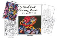 Different Kind Coloring Book