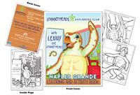 Coloring Books |  Naples Grande Beach Resort w/ Lenny the Loggerhead