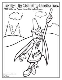 RBCB Coloring Page
