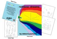 Rainbow Dreams Coloring Book