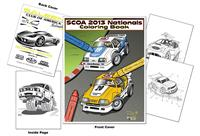Coloring Books | Saleen Club of America