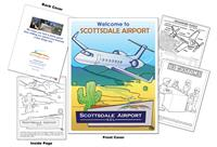 Scottsdale Airport Coloring Book