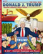Trump Coloring Comic Book with Song
