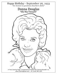 Donna Douglas - Elly May Clampett