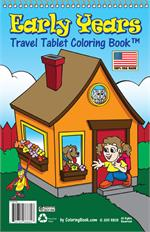 Early Years Coloring Books