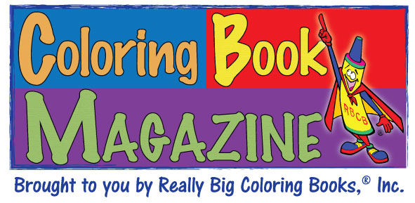 Really Big Coloring Books