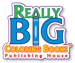 really big coloring books publishing house - Custom Coloring Book