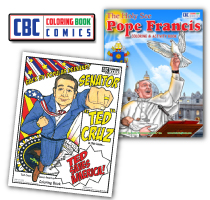 Coloring Book Comics