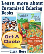 Create Custom Coloring Books