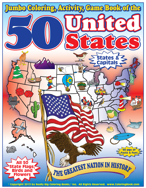 on 50 states learning game