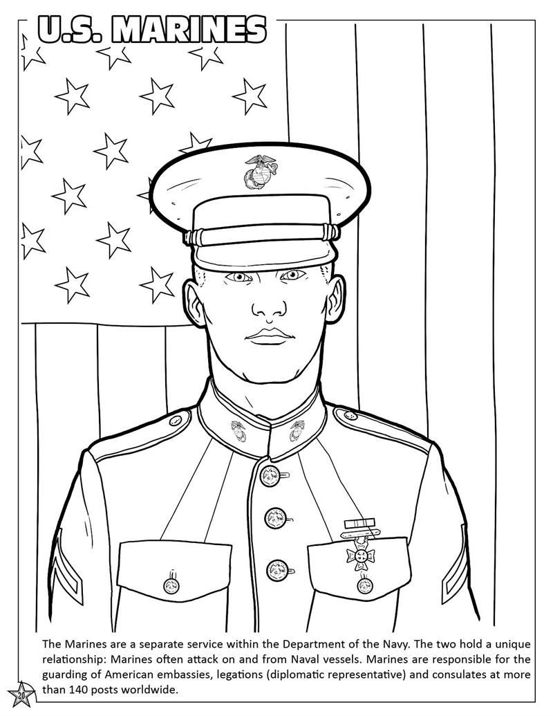 Coloring Books United States