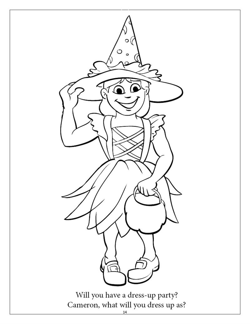 personalized girl birthday coloring book - Birthday Coloring Pages Girls