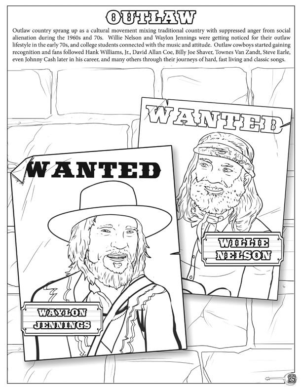 Coloring Books | Country and Western Coloring and Activity ...