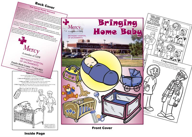 Coloring Books | Bringing Baby Home Mercy Methodist