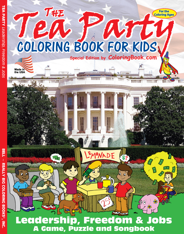 Coloring Book Markers