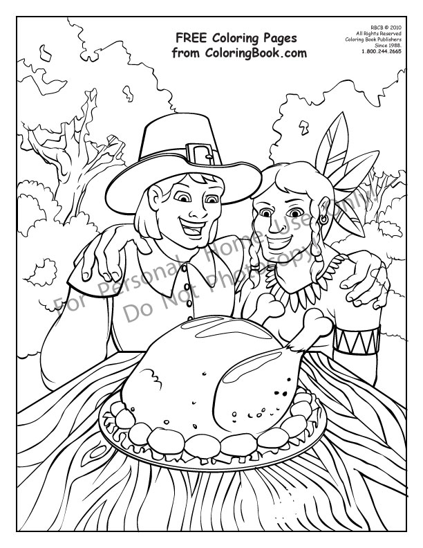 Coloring Pages | Free Online Coloring Pages-Thanksgiving 1
