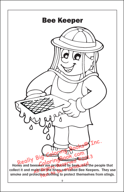 Coloring Books | When I Grow Up Travel Tablet