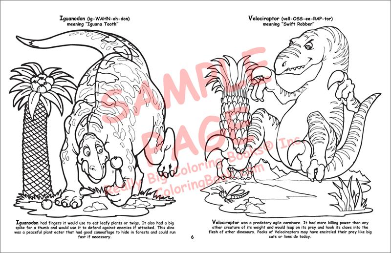 Awesome Coloring Book Dinosaurs Picture Collection - Ways To Use ...