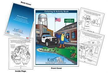 City of Kirksville Watershed Commission Coloring Book