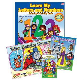 """Learning"" Pre-Packaged Set of 4"