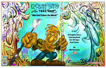 Merferd and the Treetoons Coloring Book
