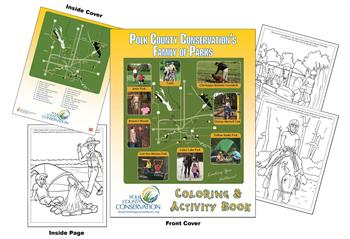 Coloring Books | Polk County Conservation's Family of Parks