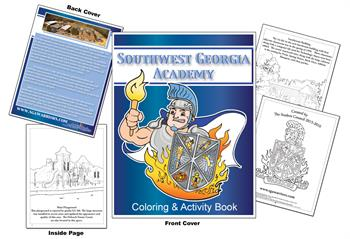 Southwest Georgia Academy Coloring Book