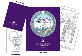 St. Louis College of Pharmacy Coloring Book