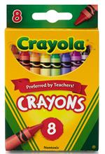 8 Ct. Original Crayons